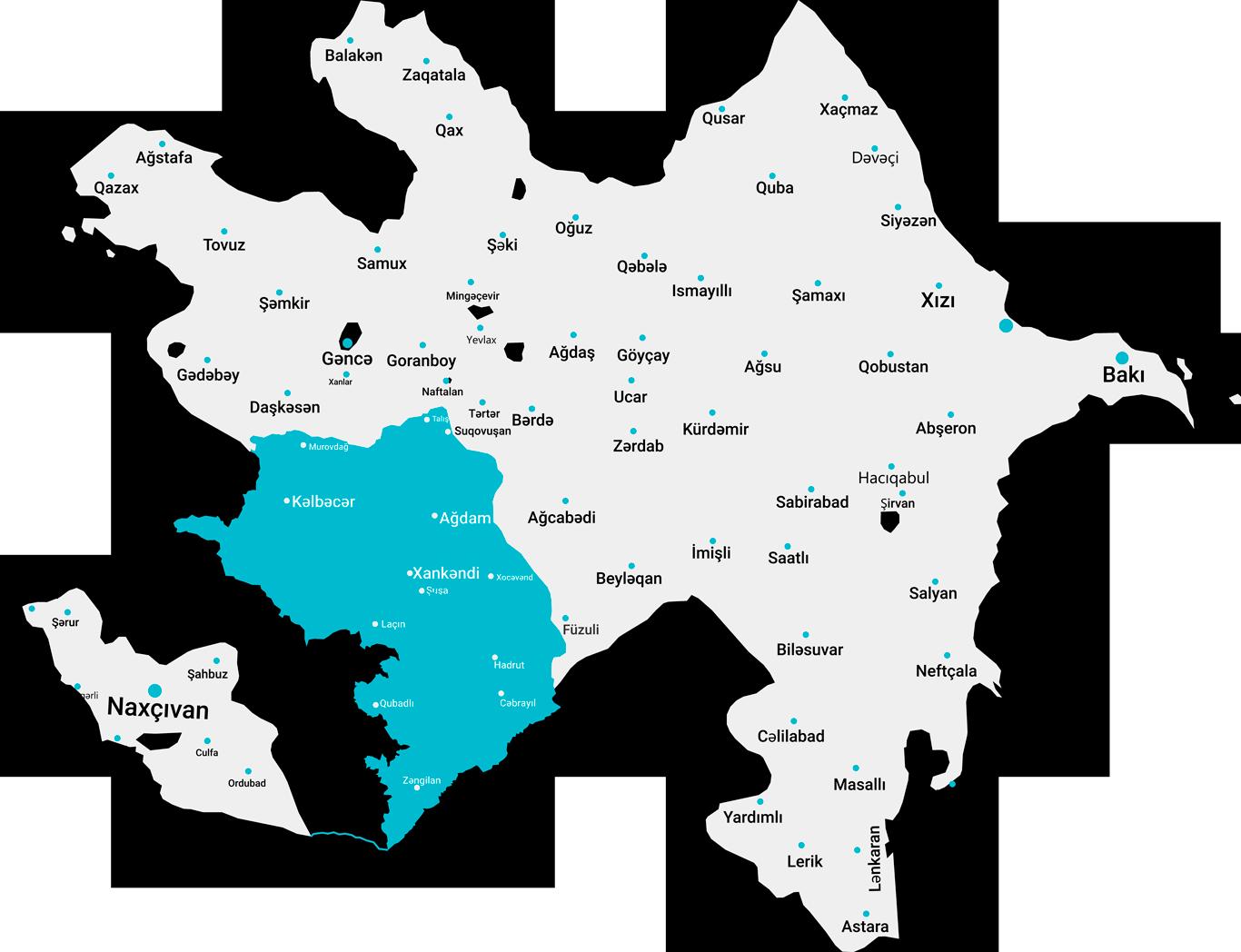 Karabaxh is Azerbaijan!